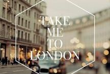 London England / Anything related to england / by Bethany Hegener