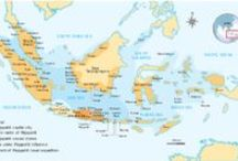 Majapahit Empire 1293 ~ 1527 / Majapahit was a Hindu-Buddhist vast thalassocratic archipelagic empire based on the island of Java from 1293 to around 1527. According to the Nagarakretagama (Desawarñana) written in 1365, Majapahit was an empire of 98 tributaries, stretching from Sumatra to New Guinea; consisting of present day Indonesia, Singapore, Malaysia, Brunei, southern Thailand, Sulu Archipelago, Manila, and East Timor.