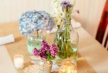 Ideas for entertaining etc. / Dinner parties, Place settings, Table decorations, Party ideas...