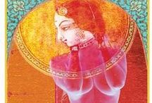 the goddess / statues, icons, images, and lore for divine feminine inspiration