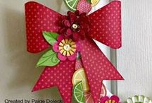 Craft projects 3D
