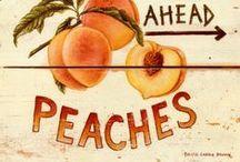 Georgia Peach / Show your inner Georgia Peach!