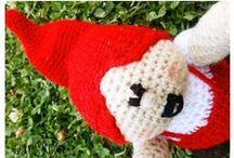 Amigurumi - Gury Gury / Amigurumis, amigurumi, crochet, ganchillo