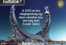 BankRáció.hu Tudtátok? / Érdekes tények a nagyvilágból :)