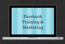 Facebook Training & Marketing / Facebook training and marketing solutions for small business owners.