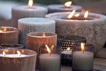 Kaarsen / Mooie kaarsen