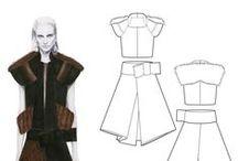 Fashion Design Flats / by Nádia Oliveira