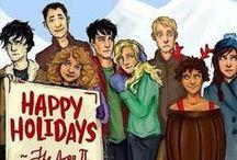 Natal De Semideuses