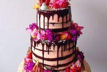 jamie's wedding cake