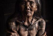 Kalinga Tattoo (Philipines)