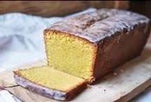 pound cakes & sweet loaves