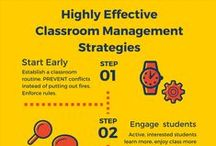 Classroom Management / Tips and tricks for maximizing learning in the classroom.