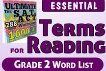 [Grade K-2] English Resources / High-quality teaching resources only, for English and Language Arts only, for Kindergarten, 1st grade and 2nd grade.