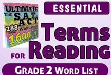 [Grade 3-5] English Resources / Teaching resources carefully selected for approximately grades 3-5, English, Spelling, Language Arts, etc.