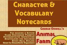 [Grade 6-8] English Resources