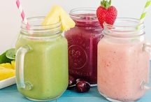 smoothies♡ / Here is my favorite smoothies ♡ I want to make a favorite  smoothies this summer✺