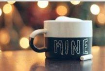 Para un buen café. .. Una buena taza! !!