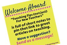"""Teaching Tips for (not just) New Teachers / Teaching Tips for New Teachers & Veteran Teachers Welcome to """"Teaching Tips Not Just For New Teachers"""" Here you'll find effective, short teaching tips and reminders to post on your boards. Even better, they link to great blog articles on the Teaching Tip! Have a tip to share or an article we should read? Send us a message - we ALWAYS reply.  NO PRODUCT LINKS ON THIS BOARD - but in giving credit to a teacher the pin may link to their TpT store or blog."""