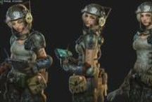 RPG babes