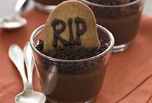 Hallowe'en For Foodies / Terrifically, terrifying treats for Hallowe'en