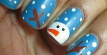 """Real DIY Nails / This Esthetician is tired of clients showing up with crazy """"pinterest"""" nails and expecting to get them done in the same about of time for very little money.  Meanwhile you can tell when the photo has been touched up to be perfect."""
