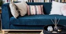 Indigo Home / Celebrating the color indigo. It's great on walls, paint, home decor