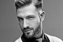 Men's hair fashion