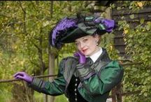 Victorian / Edwardian to WW1 Costumes