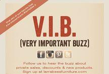 Larrabee's (V.I.B...Very Important Buzz)