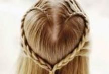 Kids Hairstyles / Gorgeous easy to follow kids hairstyles for boys & girls