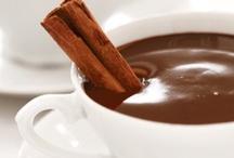 Chá e Chocolate Quente