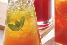 Delicious Iced Tea Ideas / Different iced tea flavor varieties.
