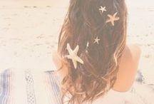 Summer<3 / Summer! Hair gets lighter, skin gets darker, water gets warmer, drinks get colder, music gets louder, nights get longer, life gets better! Endless Summer!  / by Feddy<3