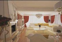 Design interior case / Proiecte design interior case realizate de Nobili Interior Design.Fie ca optam pentru culori calde, linii fine, mobilier traditional, fie ca ne tenteaza nuantele tari, linile non-conformiste si mobilierul modern, imbinarea lor trebuie facuta tinandu-se cont si de parerea unui designer. Cu siguranta, gusturile noastre sunt cele care primeaza insa modul in care ele sunt expuse tine de ochiul experimentat si artistic al unui designer.