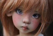 Regards de poupées / des regards!