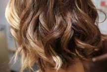 Bohemian Hairstyles / Undone, natural styles