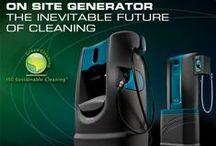 Orbio Technologies / Le tecnologie di Orbio applicate alla #pulizia industriale e professionale raccolte in un'unica bacheca
