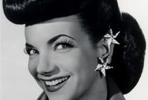 Vintage Hair Styles / Hair Styles of the Past!
