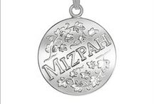 Mizpah Pendants / The spiritual message of MIZPAH - love, hope and faith, is meant to be shared and cherished, just like the handing down of heirloom jewelry from family member to another. Mizpah forever unites people under a beautiful belief and blessing.