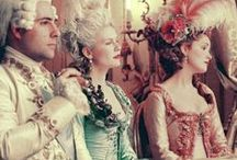 18th Century Fashion / Hats, Wigs, Panniers and Beautiful Gowns!