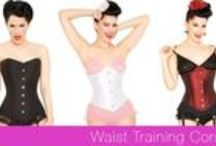 Waist Training Corsets (The London Corset Company) / Waist Training Corsets are made from top quality strong materials to create up to 6 - 7 inch waist reduction.They are designed to gradually provide permanent waist reduction and hour-glass body shaping when worn over a period of time. You can buy this Corset Range online at wholesale prices.   Shipped internationally from both UK and USA, .     http://www.thelondoncorsetcompany.co.uk/waist-training-corsets.php Sizes UK8-26 / XS-6XL