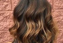 Fall Hairstyles & Color Trends / It's the season of change. Check out the latest trends in cut and color for this transformative time of year.