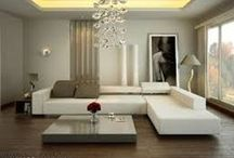 aigli design (living rooms) / living room design in different ways