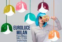 EUROLUCE & SALONE DEL MOBILE  2015 / Best of lighting
