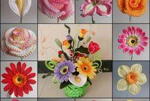 Цветы крючок