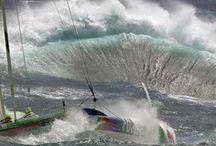 Le Vent, Les vagues