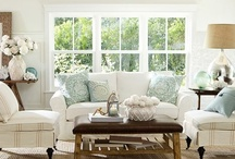 Living Rooms / by Marsha Pfiester