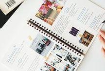 Planners, journals
