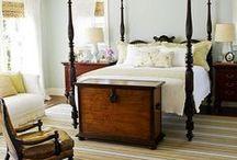 Home + Interiors + Furniture / Ideas