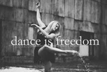 { dancer } / | dance is all i am | / by Harper Barbour
